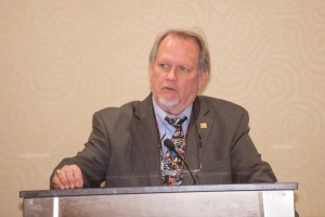 Past President Robert Barsley gives his view on the future of the AAFS Odontology Section.