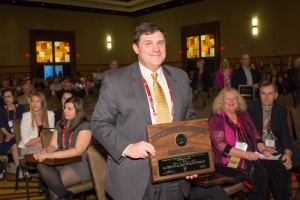 2015 Toxicology Section Award Winner: Marc LeBeau - Alexander O. Gettler Award.