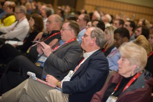 Attendees at the 67th Annual Meeting's Plenary Session.