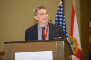 Plenary Session speaker Saul Kassin.