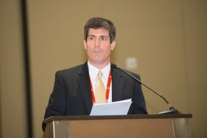 Plenary Session panel member Andrew Baker at the 67th Annual Scientific Meeting.
