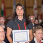 2015 Pathology/Biology Section Award Winner: Nicole Yarid - 2014 Best Resident Paper Award.