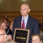 2015 Pathology/Biology Section Award Winner: Bruce Hyma - Milton Helpern Award.