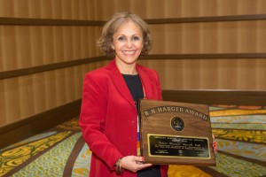 2015 Toxicology Section Award Winner: Ashraf Mozayani - Rolla N. Harger Award.