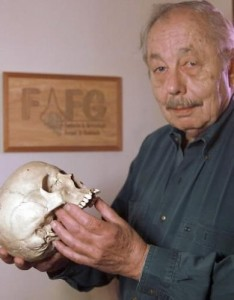 Forensic Anthropologist Clyde C. Snow, PhD